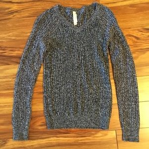 NWOT Fitted Knit Sweater